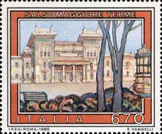 1980Dettaglio francobollo - catalogo completo dei francobolli italiani