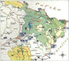 Slovakia Villages Genealogy Research, Vintage World Maps