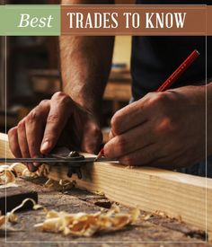 Best Trades To Know | Homesteading Tips and Ideas | Homesteading DIY Projects, Ideas, Tips and Tricks at pioneersettler.com
