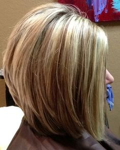 Medium bob hairstyles are classic and classy. They can look very different depending on your cut and the way of styling. Wavy and straight...