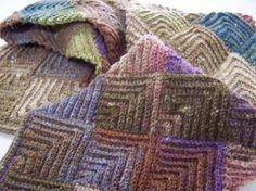 Modular Hook Crochet Idea