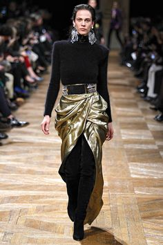 Balmain  AUTUMN/WINTER 2013-14  READY-TO-WEAR