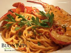 Buon Apps - Otley, Leeds: Linguine Lobster