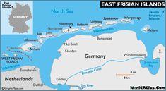 West Frisian Islands - Bing Images