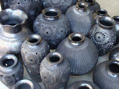 Black Pottery - Oaxaca Mexico