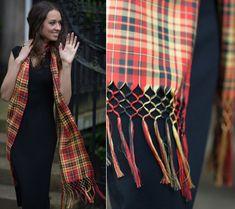 ScotWeb - beautiful silk tartan
