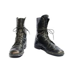 1966 Vintage Combat Boots by Endicott Johnson Vietnam Era Military ...