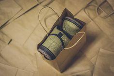 Nike SB Dunk High - Brown Paper Bag #sneaker #fridom #skate #nike #nikesb
