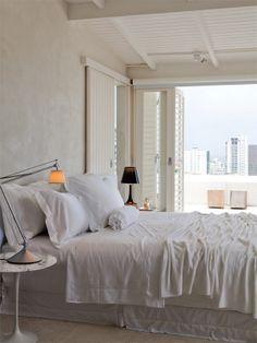 City bedroom.