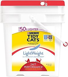 Purina Tidy Cats 247 Performance Cat Litter 1 17 lb Pail -- You can find out more details at the affiliate link of the image. Tidy Cat Litter, Cat Litter Pan, Best Cat Litter, Tidy Cats, Cool Cat Trees, Cool Cats, Cat Litter Brands, Cat Tree Plans, Pet Supplies
