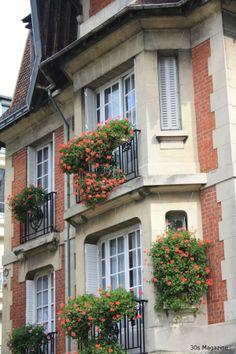 Paris balconies 5