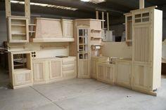 Cucina in finta muratura (PP-CFM010) | Cucina in muratura | Pinterest