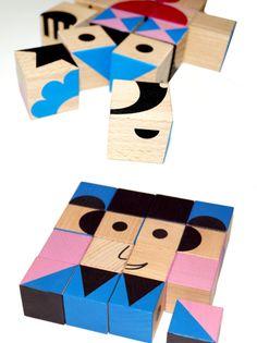 Creator Blocks by Simply Happy