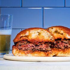 Istanbul-Style Wet Burger (Islak Burger)
