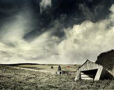 Desolation.