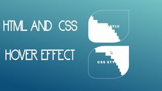 Awesome CSS Hover Effect Using Html and CSS Css Style, Highlight, Script, Education, Feelings, Learning, Awesome, Lights, Script Typeface