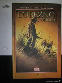 LOBEZNO ORIGEN (Tebeos y Comics - Panini - Marvel Comic)