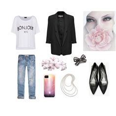 """softness emphasis"" by natallia-tokyo on Polyvore"