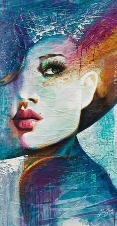 """""""Angie"""" by Colin Staples #creativelolo#art#travel#photography#illustration#creative#design"""