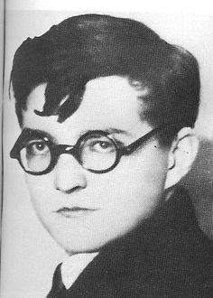 Eyewear of Russian Composer Dmitri Shostakovich
