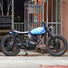 #Honda #xl250 #bratstyle