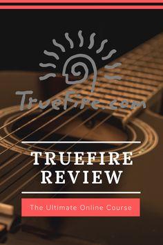 TrueFire is an online guitar learning platform. Guitar Chords For Songs, Music Guitar, Guitar Lessons, Playing Guitar, Learning Guitar, Guitar Art, Music Education, Education Quotes, Guitar Online