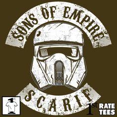 Sons of Scarif by Alienbiker23 sold @neatoshop #rogueone #shoretrooper