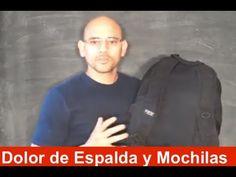 Dolor de Espalda y Mochilas - Dolores de Espalda en Niños  http://www.youtube.com/watch?v=Cw7hi9lV0oE  http://www.eliminesudolordeespalda.com/blog