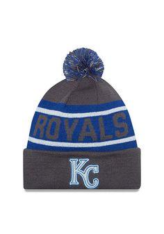 Kansas City Royals New Era Knit Hat http   www.rallyhouse.com 74e1dea47989