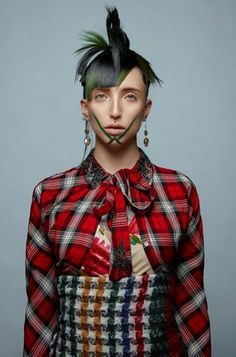 David Arnal | Photographer Photo Work, David, Punk, Style, Fashion, Swag, Moda, Fashion Styles, Punk Rock