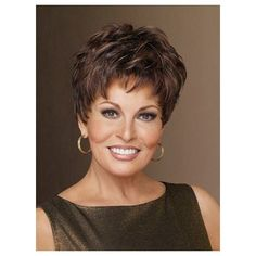 wigs for women over 50 | Winner Petite Synthetic Wig by Raquel Welch: Beauty