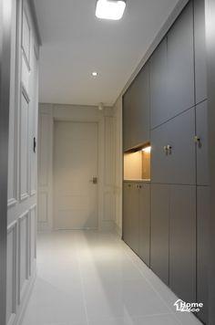47py 대전 노은동 열매마을 8단지 새미래 40평대 아파트 인테리어 : 네이버 블로그 Door Entryway, Entrance Doors, Garage Doors, Vestibule, Wood Tools, Entertainment Room, Downlights, Decoration, Interior