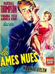 Dial 1119 (1950) VOSE | DESCARGA CINE CLASICO