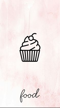 instagram highlight food insta pink story gray template highlights lnstagram snapchat icons music