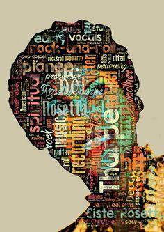Digital Editions - 'Sister' - Rosetta Tharpe Portrait