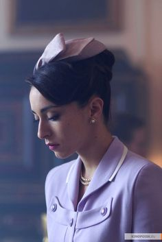 Marnie Madden - Oona Chaplin in The Hour, set in 1956/1957 (TV series 2011-2012).