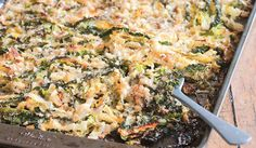 Crunchy Shredded Roasted Cabbage with Parmesan and Breadcrumbs