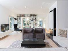 Klenovice / obývací pokoj