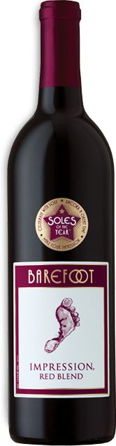 Our Impression Red Blend is a full-bodied wine with sweet vanilla aromas and spicy flavors that complement a smooth, lingering finish. Try the best full bodied red wine Barefoot has to offer. Full Bodied Red Wine, Red Blend Wine, Barefoot Wine, Different Wines, Light Desserts, Types Of Wine, Wine Cheese, Wine List