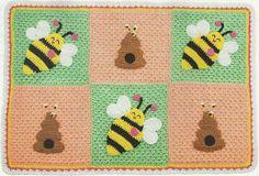 crochet blanket pattern