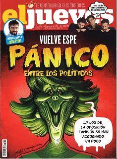 EL JUEVES  nº 1973 (18-24 marzo 2015)