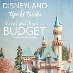 disneyland tips&tricks: Disneyland on abudget   It's Always Autumn