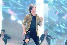151107 DAESUNG @ BIGBANG Melon Music Awards 2015