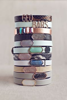 Show off who YOU are with Keep Collective Charm Bracelts and necklaces! A super fun way to be fashionable and express yourself all at the same time!