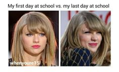 """661 Me gusta, 7 comentarios - Text Post (@whenyoure15) en Instagram: """"Haha this is so me! follow @whenyoure15 #taylorswift #meme #school…"""""""