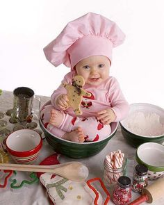 sweet baby chef