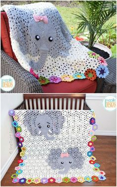 crochet elephant pattern You'll love our Elephant Crochet Post that includes Elephant Crochet Rug, Elephant Crochet Pillow, Elephant Crochet Blanket and Elephant Crochet Amigurumi Elephant Rug Crochet, Crochet Elephant Pattern Free, Crochet Bedspread Pattern, Elephant Blanket, Crochet Pillow, Crochet Blanket Patterns, Baby Blanket Crochet, Crochet Crafts, Crochet Projects