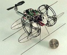 World's Smallest Cyclocopter - DIY Drones