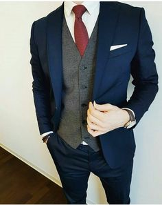 WeddingDress - Groom Suit, Dress and Accessories , WeddingDress WeddingDress Hochzeit Mens Fashion Suits, Mens Suits, Fashion Outfits, Style Fashion, Teen Outfits, Classic Fashion, Home Fashion, Fashion 2020, Fashion Photo