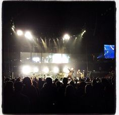We as Human rocked the Arena as one of the performers in the Rock & Worship Roadshow 2014